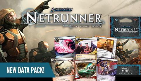 Android Netrunner Free Mars