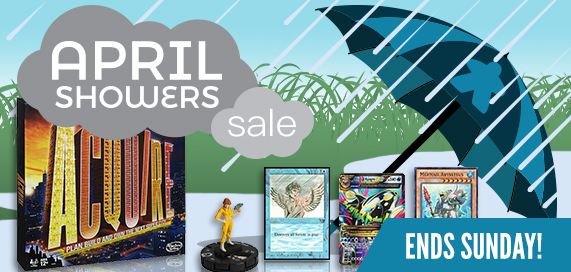 April Showers Sale