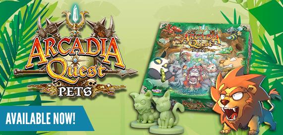 Arcadia Quest Pets