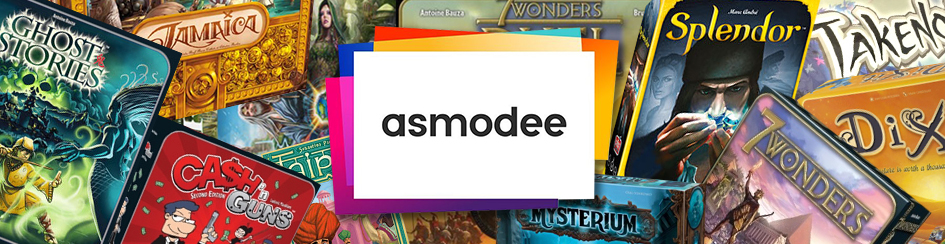Board Games - Asmodee