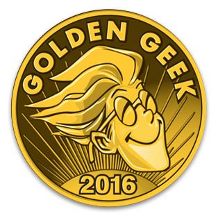 BoardGameGeek's Golden Geek 2016