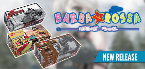 Barbarossa Releases