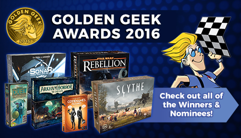 Golden Geek Awards 2016