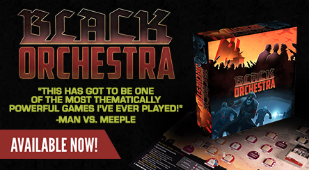 Black Orchestra 2nd Edition
