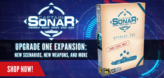 Captain Sonar Upgrade #1