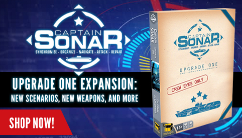 Captain Sonar Upgrade #1