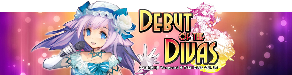 Cardfight!! Vanguard G - Debut of the Divas