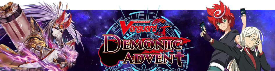 Cardfight!! Vanguard G - Demonic Advent