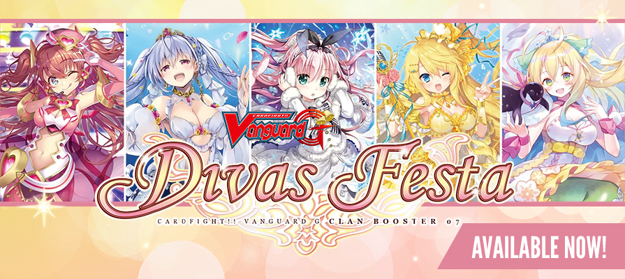 Cardfight!! Vanguard G - Divas' Festa