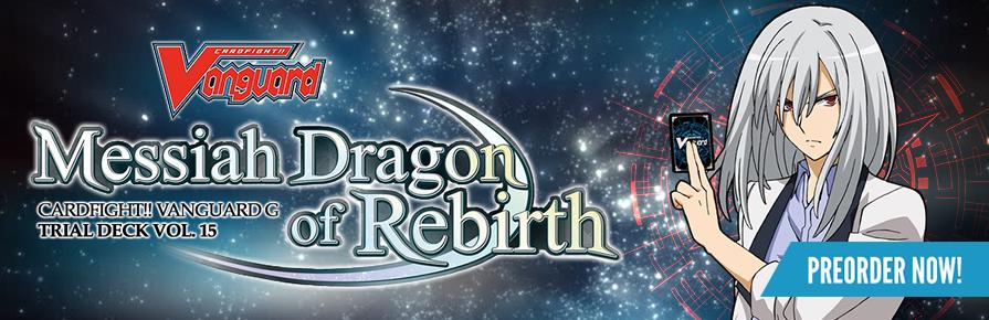 Messiah Dragon of Rebirth