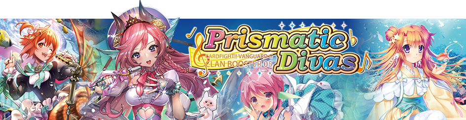 Cardfight!! Vanguard G - Prismatic Divas