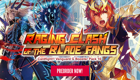 Raging Clash of the Blade Fangs