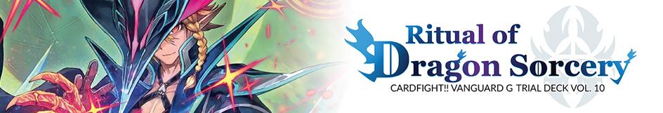 Cardfight!! Vanguard - Ritual of Dragon Sorcery