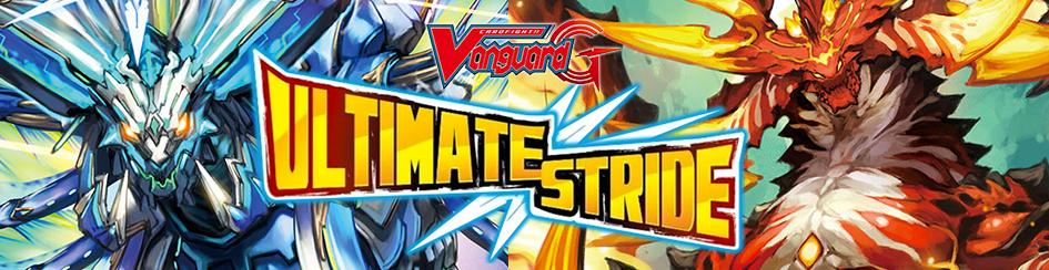Cardfight!! Vanguard G - Ultimate Stride