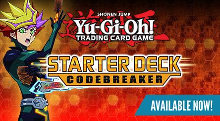 YuGiOh - Codebreaker