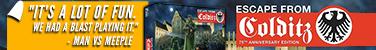 Escape from Colditz 75th Anniversary Edition