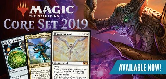 Magic: The Gathering - Core 2019