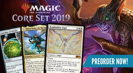 Magic: The Gathering - Core Set 2019