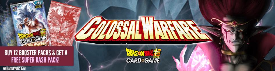 Dragon Ball Super - Colossal Warfare