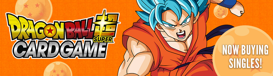 Dragon Ball Super Now Buying Singles