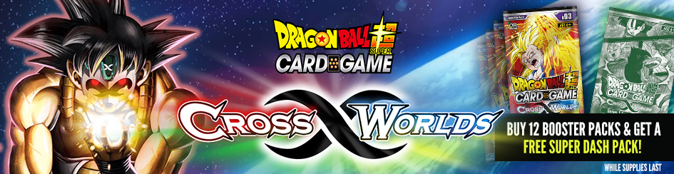 Dragon Ball Super - Cross Worlds