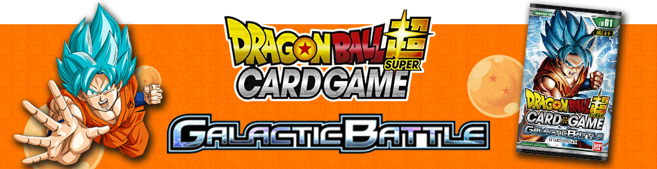 Dragon Ball Super - Galactic Battle