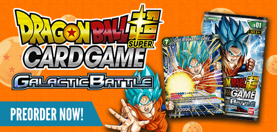 Dragon Ball Super Card Game - Galactic Battles