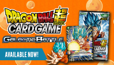 Dragonball Super - Galactic Battle
