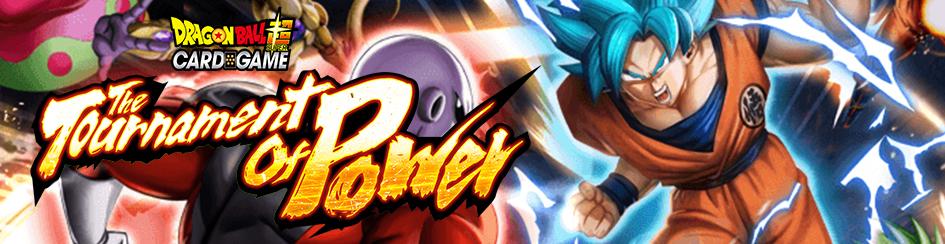 Dragon Ball Super - Tournament of Power