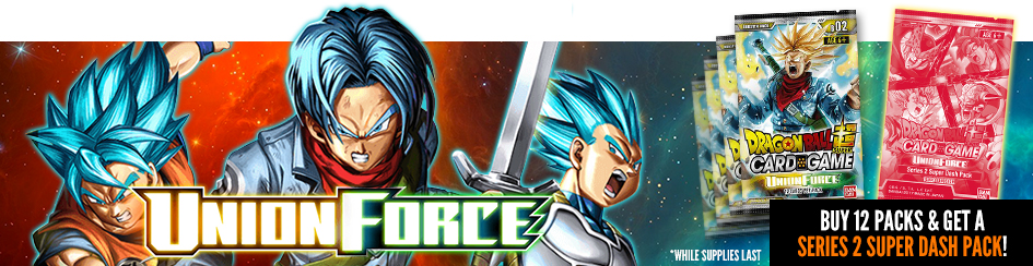 Dragon Ball Super - Union Force