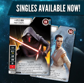 Star Wars Destiny Singles Available