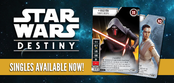 Star Wars: Destiny Singles