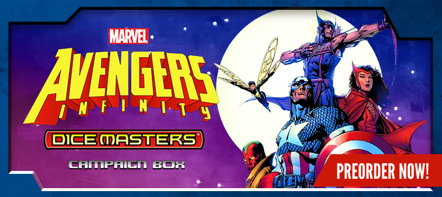 Dice Masters - Avengers Infinity