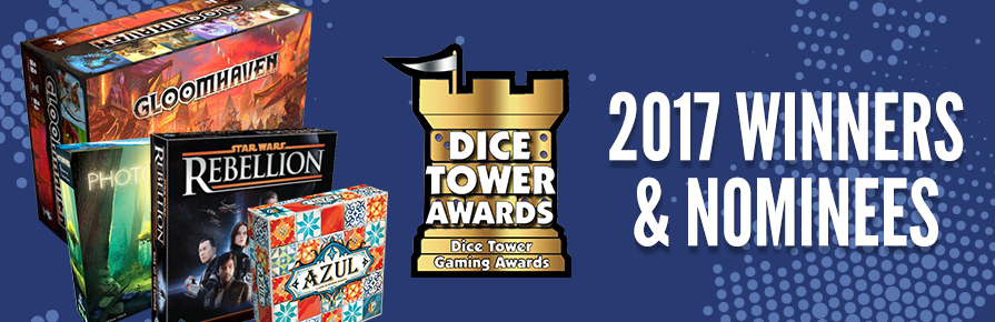 Dice Tower Awards