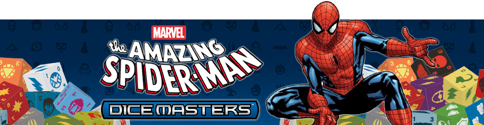 Dice Masters Amazing Spider-Man