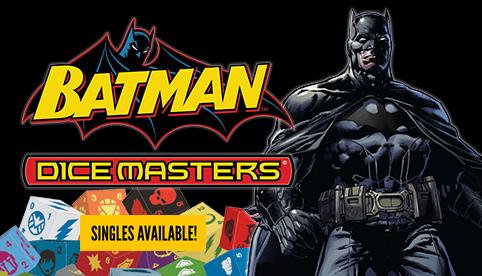 Dice Masters - DC Batman