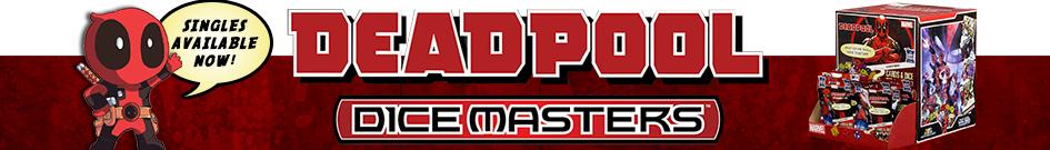 Marvel Dice Masters Deadpool