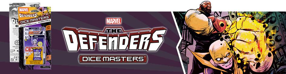 Dice Masters Defenders