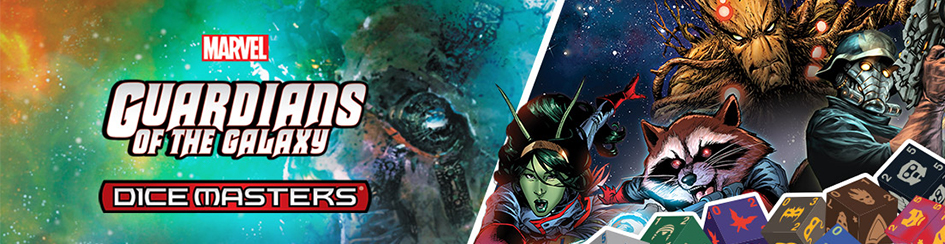 Marvel Dice Masters - Guardians of the Galaxy