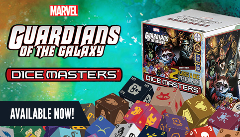 Dice Masters - Guardians of the Galaxy