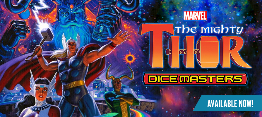 Dice Masters - The Mighty Thor