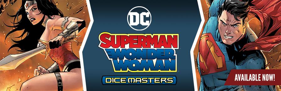 Dice Masters - DC Superman/Wonder Woman