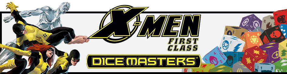 Marvel Dice Masters - X-Men First Class