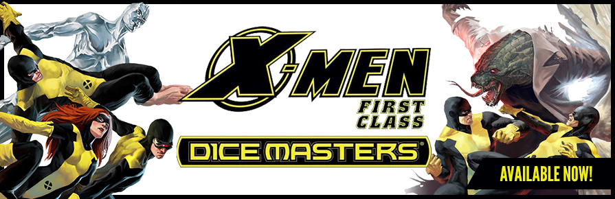 Dice Masters - First Class
