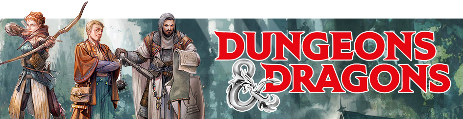 Dungeons and Dragons 5th Edition