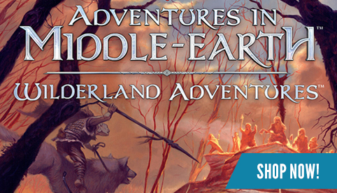 Dungeons and Dragons - Adventures in Middle-Earth Wilderland Adventures