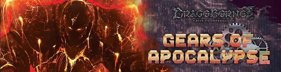 Dragoborne - Gears of Apocalypse