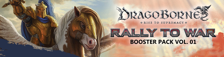 Dragoborne - Rally to War