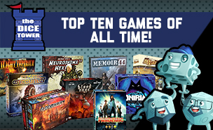 Dice Tower Top 100 Games of All Time (2017)