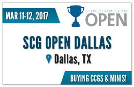 SCG Open Dallas